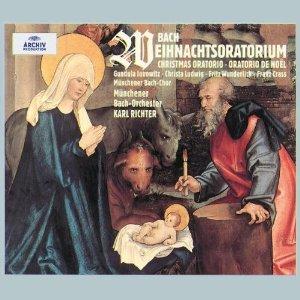 Weihnachtsoratorium Aufnahme mit Karl Richter