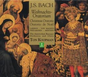CD-Empfehlung Weihnachtsoratorium mit Ton Koopman