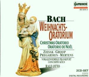 Ralf Ottos Aufnahme des Weihnachtsoratoriums