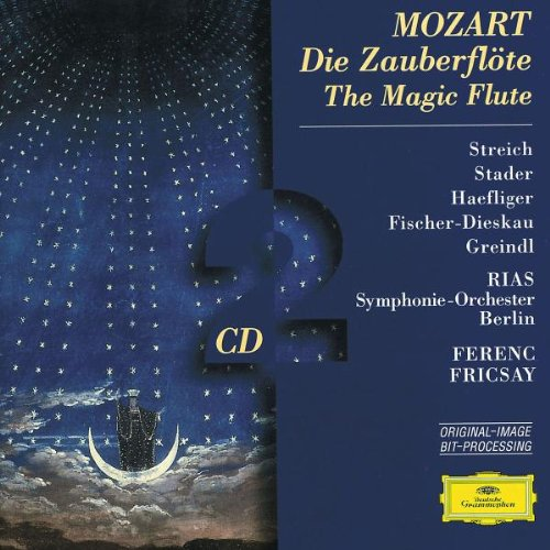 Mozart, Magic Flute, Fricsay Best Recording